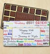 Birthday Personalized Chocolate Box