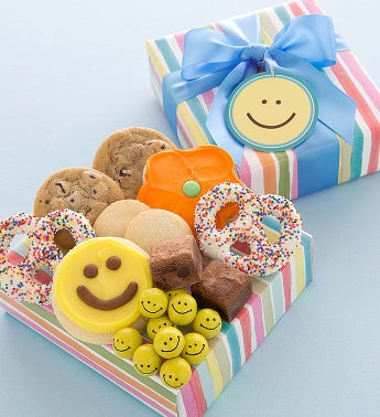 Cheryl's Happy Face Treats Box
