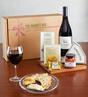 Make Mine a Merlot!  Wine and Gourmet Market Box