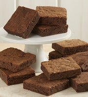 No Nut Nation Perfect 12 Brownies Gift - Nut Free