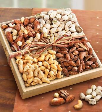 Woodlands Premium Nut Sampler - gluten free