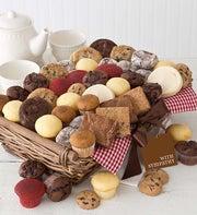 Mrs Beasley's Sympathy Snack Basket