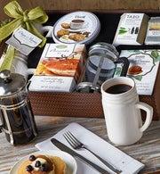 Gourmet Retreat Breakfast Tray with Mugs