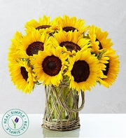 Sunflowers by Real Simple�