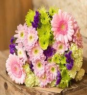 Parma Violet Bouquet