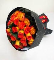 Kenyan Bicolor Roses