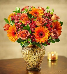 In Love With Fall Bouquet?