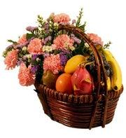 Fruit + Flowers Bouquet