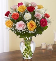 Rose Elegance? Premium Long Stem Assorted Roses