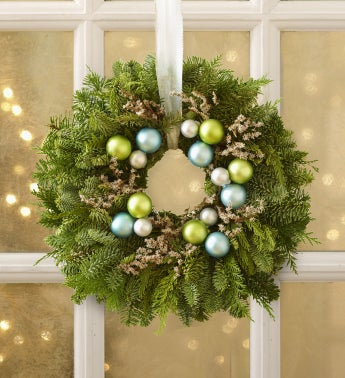 Tis the Season Wreath