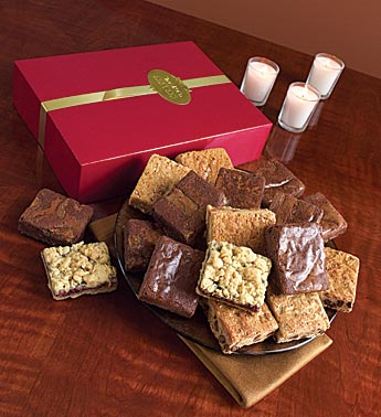Cheryl&Co. Regal Brownie Sampler