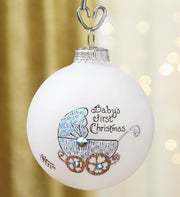 Baby?s First Christmas Ornament