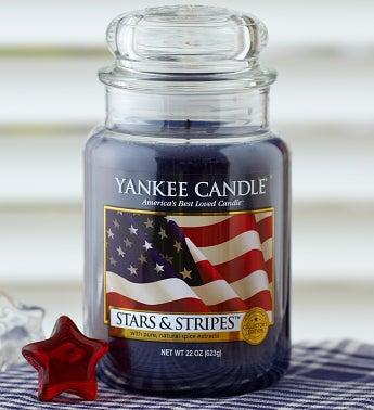 Patriotic Yankee Candle�