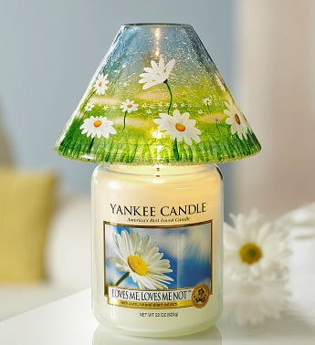 Yankee Candle� Daisy Candle Gift Set