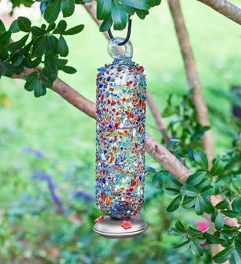 Hummingbird Feeder?Filigree Sprinkles