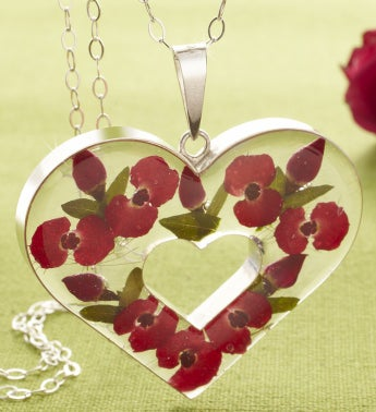 Fresh Rosebud Jewelry Collection