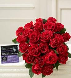 Justin Beiber Flowers