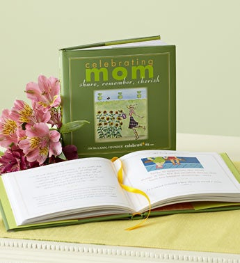 Celebrating Mom Book