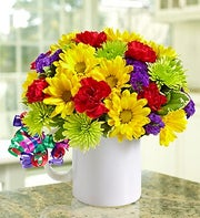 It's Your Day Bouquet� - Mugable?