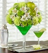 Apple Martini Bouquet�