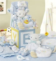 B-is-for-Baby Boy Deluxe Gift Block