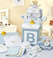 B-is-for-Baby Boy Large Gift Block