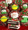 Holiday Belgian Chocolate Covered Oreo� Tin