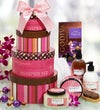 Pamper Her Spa Gift Tower