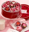 Sweetheart Belgian Chocolate Covered Oreo� Tin