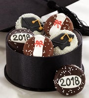 Congratulations Graduate Chocolate Dipped Oreos�
