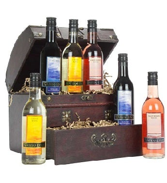 Treasure: New World Wine's and Chest