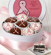 Perfect Pink Chocolate Covered Oreo Tin