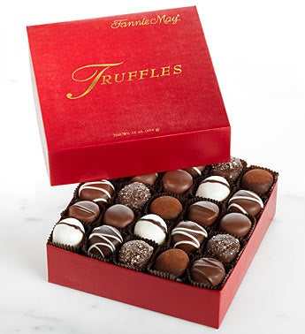 Fannie May Truffles 25 Piece