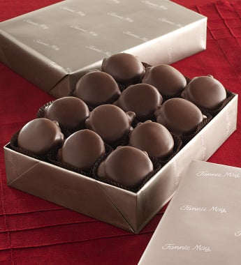 Fannie May� Milk Chocolate Pixies 2 LB Box