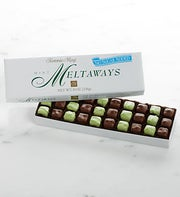 Fannie May No Sugar Added Mint Meltaways