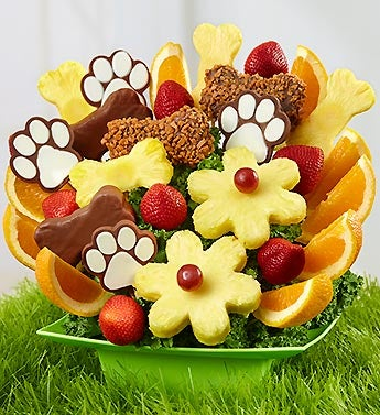 Bow Wow Bouquet?