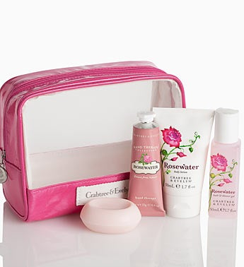 Crabtree & Evelyn� Rosewater Traveler
