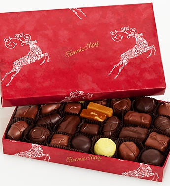 Fannie May 1lb Assorted Chocolates