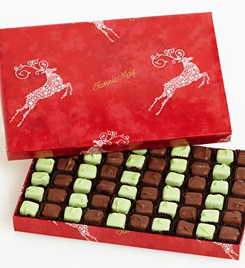 Fannie May Holiday Mint Meltaway 1 lb