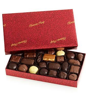 Fannie May 1 lb Assorted Chocolates