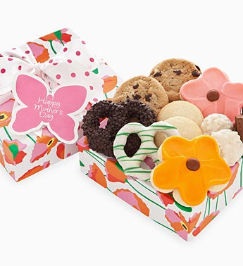 Cheryl's Mother?s Day Poppy Treats Gift Box