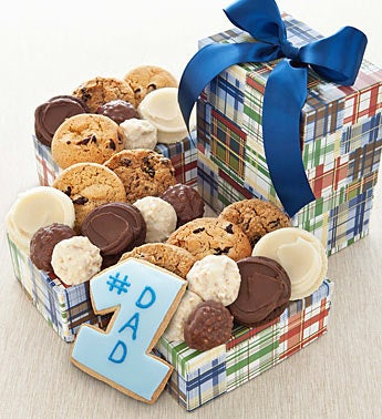 Cheryl?s Father?s Day Cookie Bundle Gift