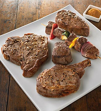 Stock Yards� Premier Steak Collection USDA Choice