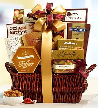 Deluxe Balsam Gift Basket