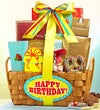 Birthday Party Time Gift Basket
