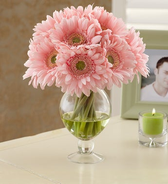 Silk Gerbera Bouquet