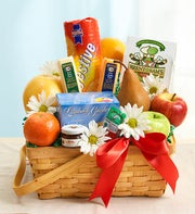 International Canada - Fruit and Gourmet Basket